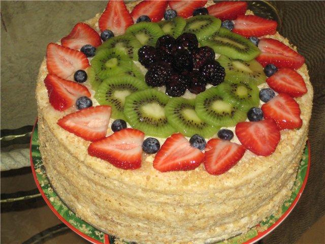 Приготовить торт в домашних условиях для ребенка - Блог - PrizivOnline