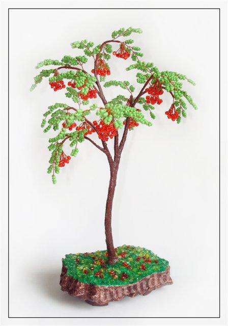 Re: Деревья из бисера.