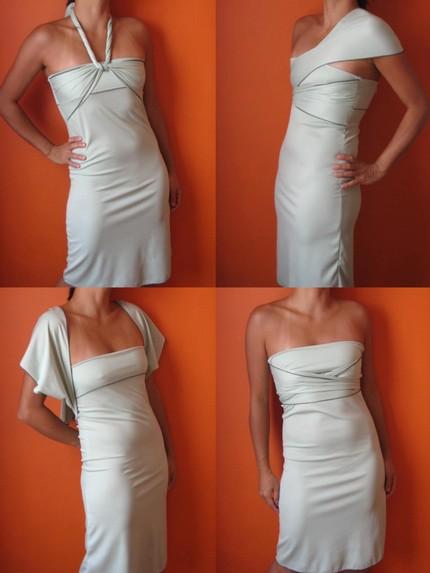 Выкройка. выкройка платье-трансформер. пишет.  19 марта 2010 года.