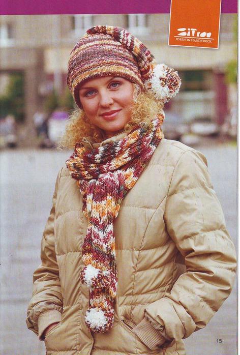 Шапки и шарфы вязалочка вязание спицами и крючком схемы и модели бесплатно.