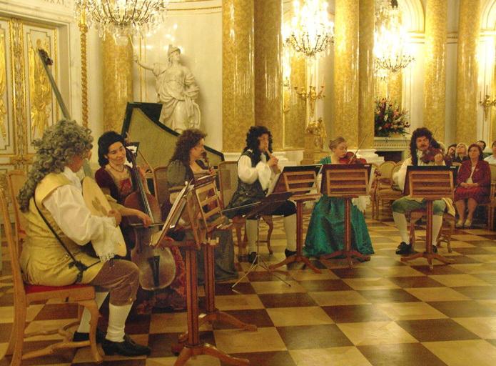 Музыка в период барокко