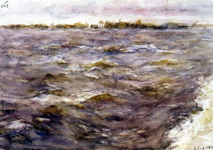 реки картины - Лучшие схемы в быту.