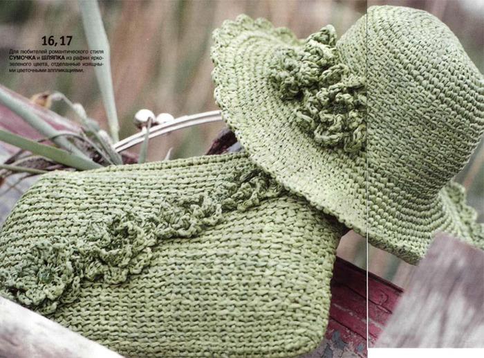 Схема вязания крючком шапки.  Ажурное вязание крючком.