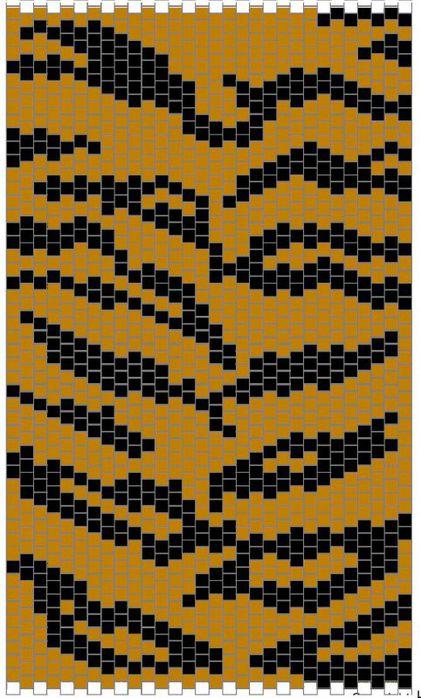 Ответ: Схемы и узоры для мозаики,ткачества.
