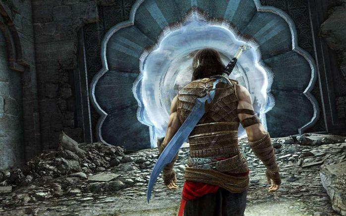 Скриншот 5 игры Prince of Persia The Forgotten Sands/Принц Персии: Забыт
