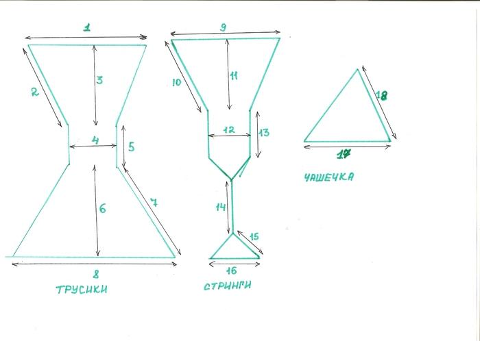 Termoline как снять мерки для вязанного купальника термобелье Женская линия