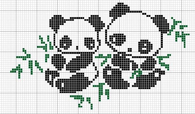 Теги. схема.  Опубликовано в. 0 Комментариев. панда. вышивок.  05 Сен 2013.