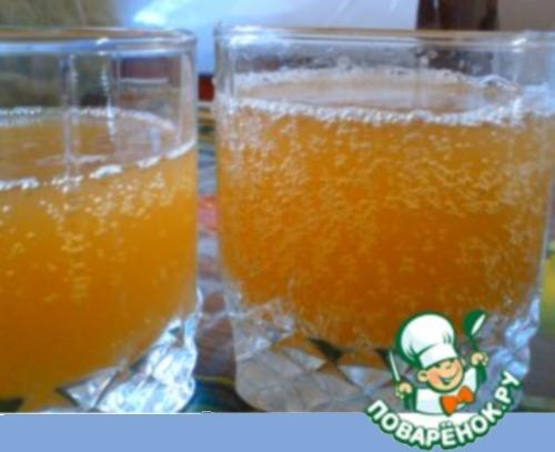 Как сделать лимонный квас - Vendservice.ru