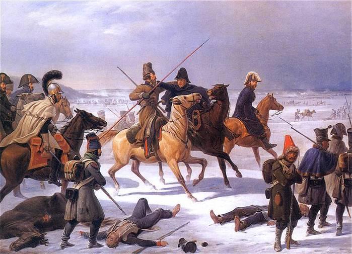 Через Неман и обратно: Отступление Наполеона