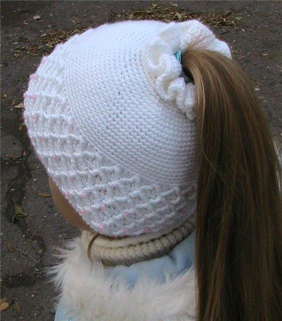 Вязание. шапки. схемы. вязание