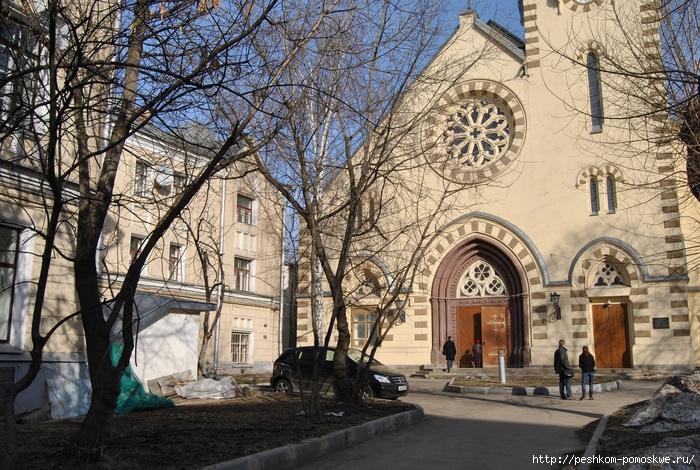 собор петра и павла москва: