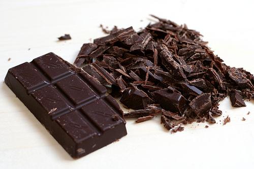Как сделать черный шоколад - SL photo
