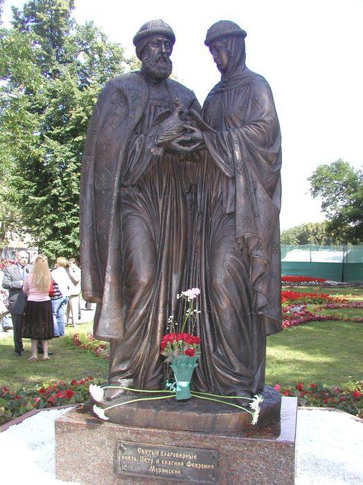День семьи, любви и верности Ярославль будет отмечать 3 дня.