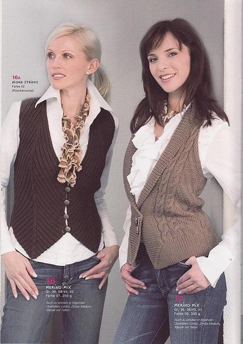 Вязание спицами для детей до года. вязание спицами жилетка женская.