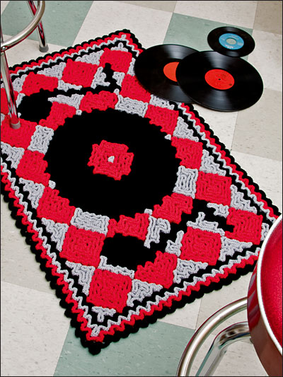 crocheted rugs with a master class. вязаные коврики с мастер- классом.