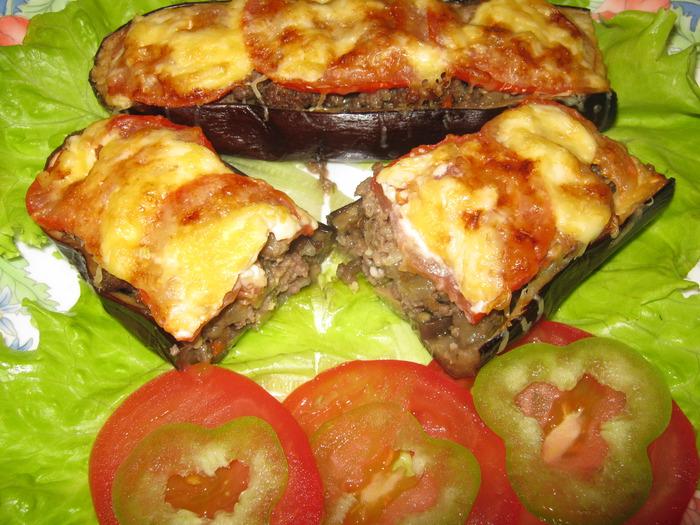 Блюда из баклажан пошаговые рецепты с фото