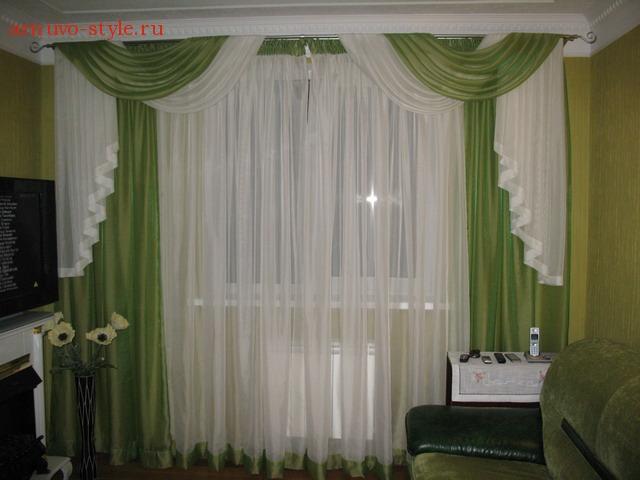 шторы на петлях в детскую комнату фото.