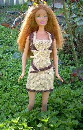Одежда для Барби. Фотографии.