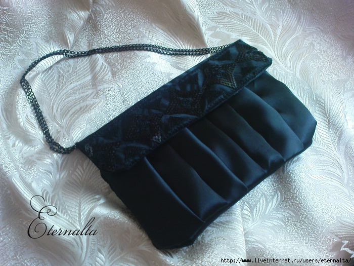 Как сшить сумку из.  Летняя сумка.  Лоскутное шитье.