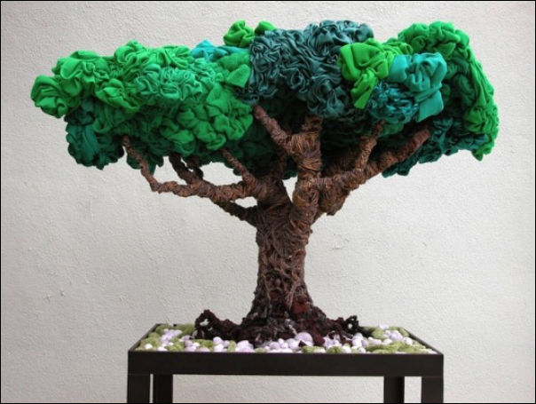 Как и из чего сделать деревце