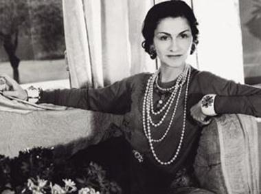 Габриель Бонёр Шанель (Коко Шанель) родилась 19 августа 1883 в Сомюре.