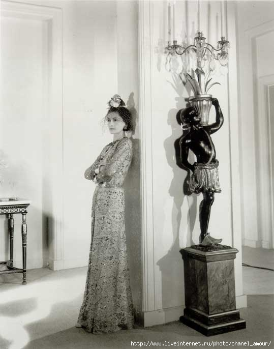 i gnam.arti.beniculturali.it.  Coco Chanel by Cecil Beaton.