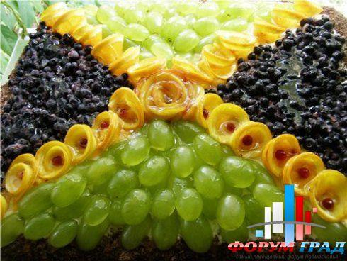 Торты, украшенные мастикой и марципаном 2. 2D 640x480 lavach.net.