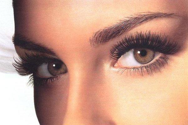 В глазах твоих.
