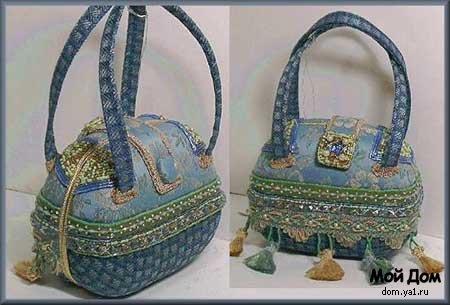 Позже размещу сумки из лент и сумки сделанные в смешанной технике.
