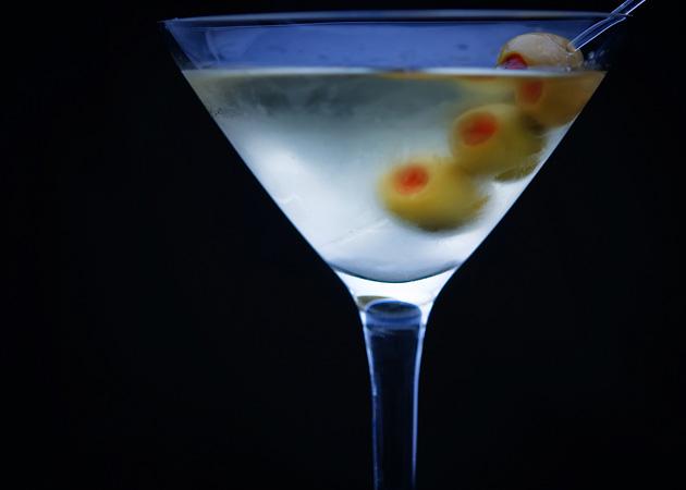 Мартини драй, алкоголь, коктейли.