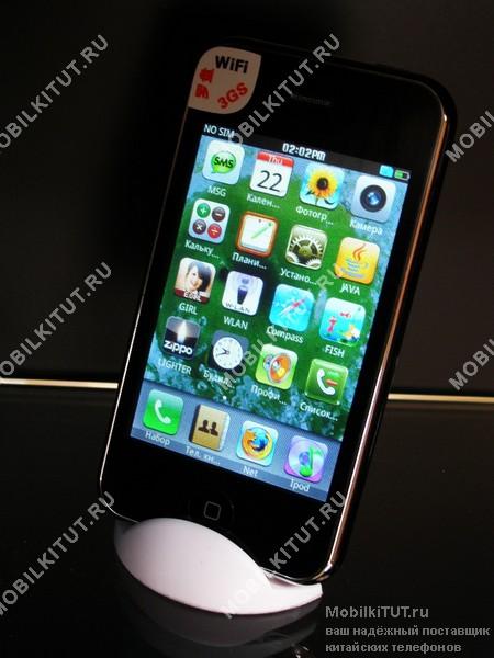 Улетная Новинка 2010 г. iPhone 3GS 32GB - Улетная копия к Новому году!