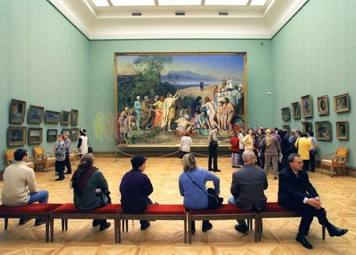 Стоит отметить, что нередко он покупал картины вопреки мнению критиков