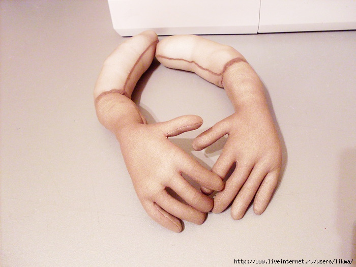 Как сделать свои руки больше