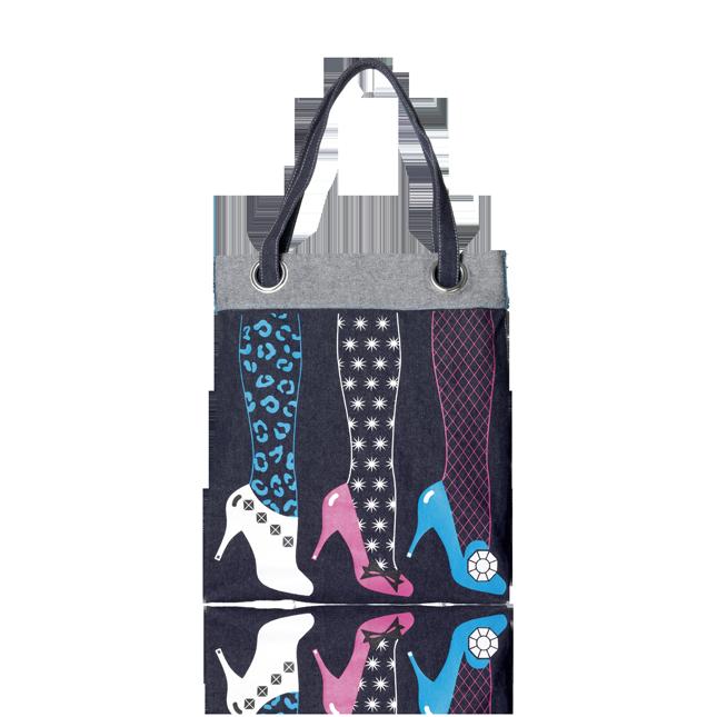 Этот вид сумки очень популярен благодаря своей практичности.