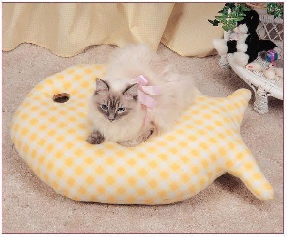 лежанки для кошек выкройки.