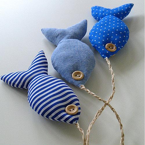 Мягкая игрушка рыбка сделать своими руками