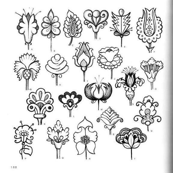 Рисунок цветок жасмина