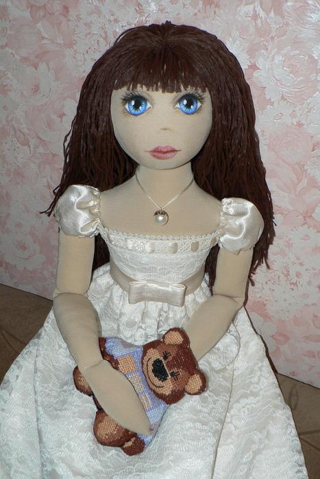 Кукла в человеческий рост своими руками