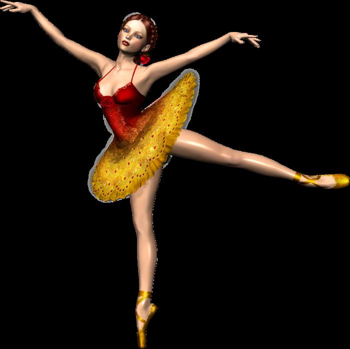 Распакованный клипарт балерины + 1 ...: lenyar.ru/post137151056