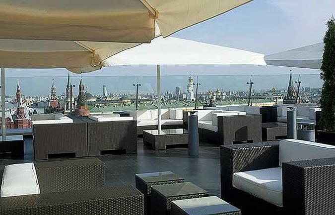 Рестораны Москвы на террасах, балконах и верандах - адреса