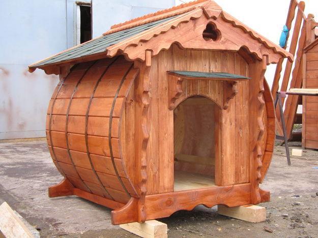 Изделия из дерева для дачи и дома своими руками
