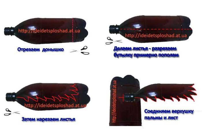 Вот такую люстру можно сделать из пластиковой бутылки и упаковки пластиковых ложек.  Люстра светит у автора дома.