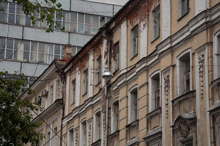 Мерзляковский переулок улица