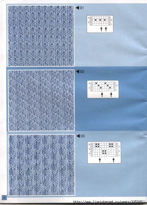 Самые красивые образцы узоров вязание спицами.