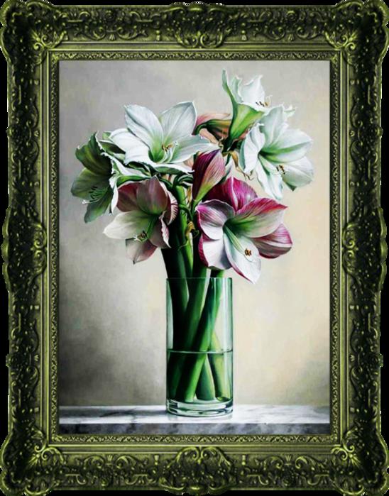 Набор исходников цветы