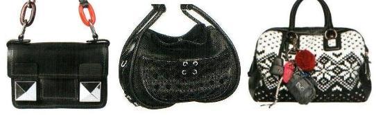 Практически все главные модные сумки осени-зимы 2010-2011 годов...
