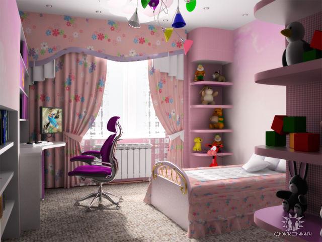 Фотографии пользователя. идеи для детской комнаты. лесная_нимфа_29