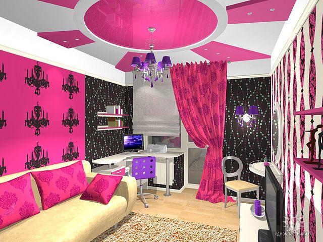 Дизайн комнаты для взрослых и ребенка