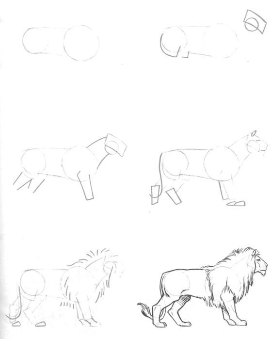 Прикольные картинки из карандашей - нарисованные приколы.