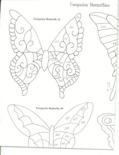 Бабочки из пластиковых бутылок МК.